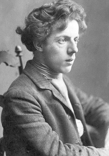 Андрей Соболь— студент Бернского университета. 12 мая 1911