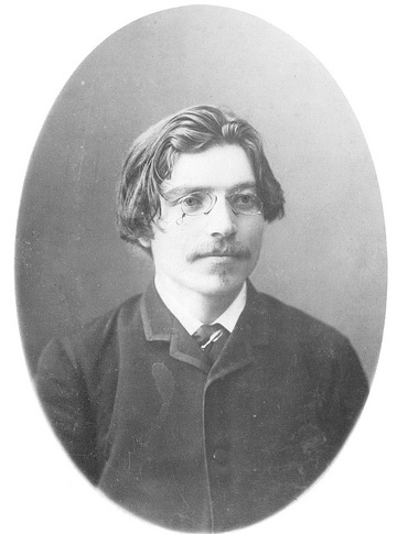 Шолом‑Алейхем (Соломон Наумович Рабинович). Киев. 1888 dd6da504d08bf