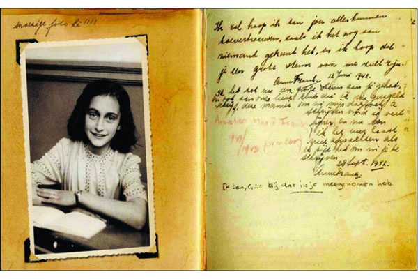letter to anne frank