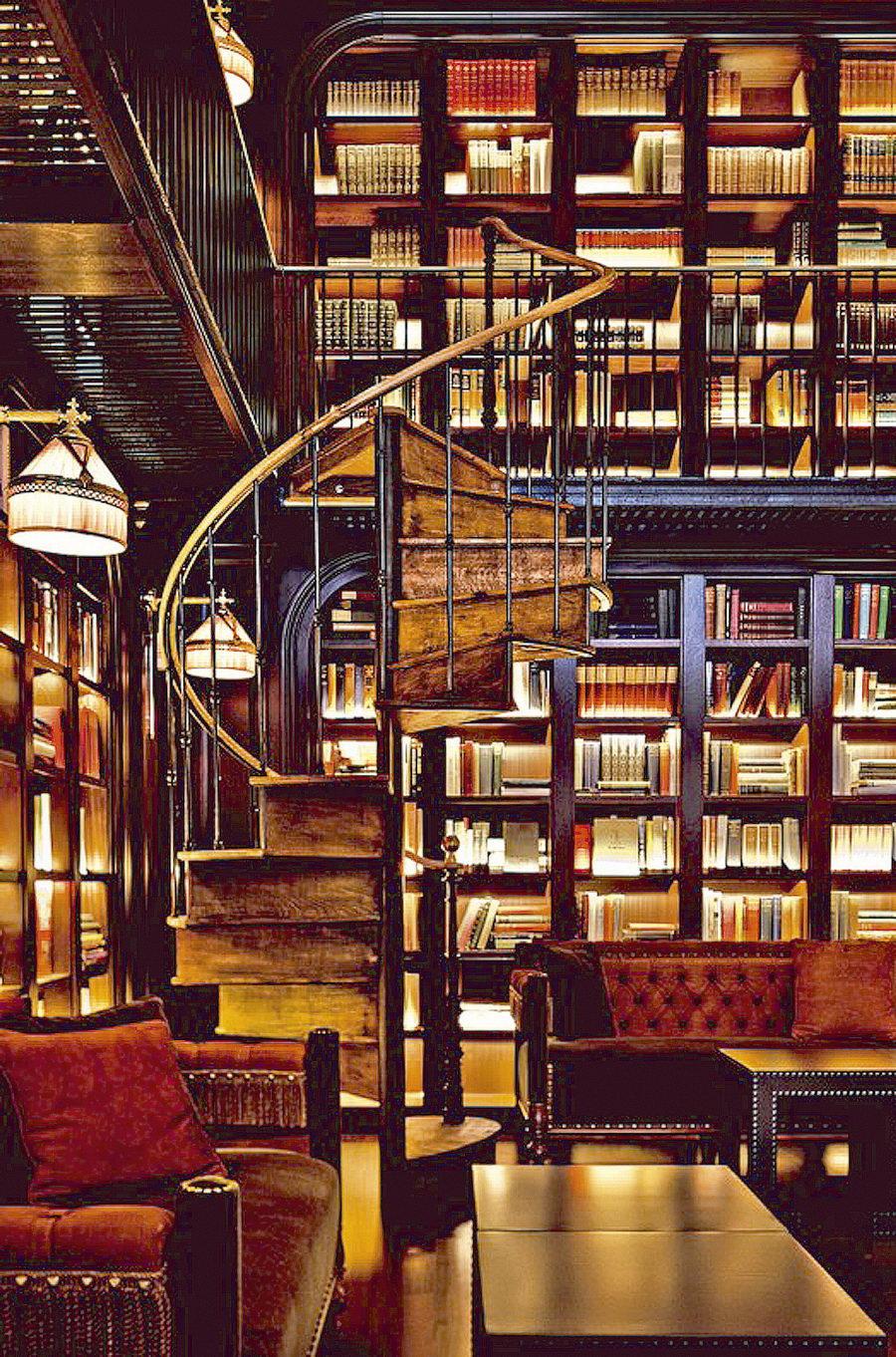 клуб библиотека в москве