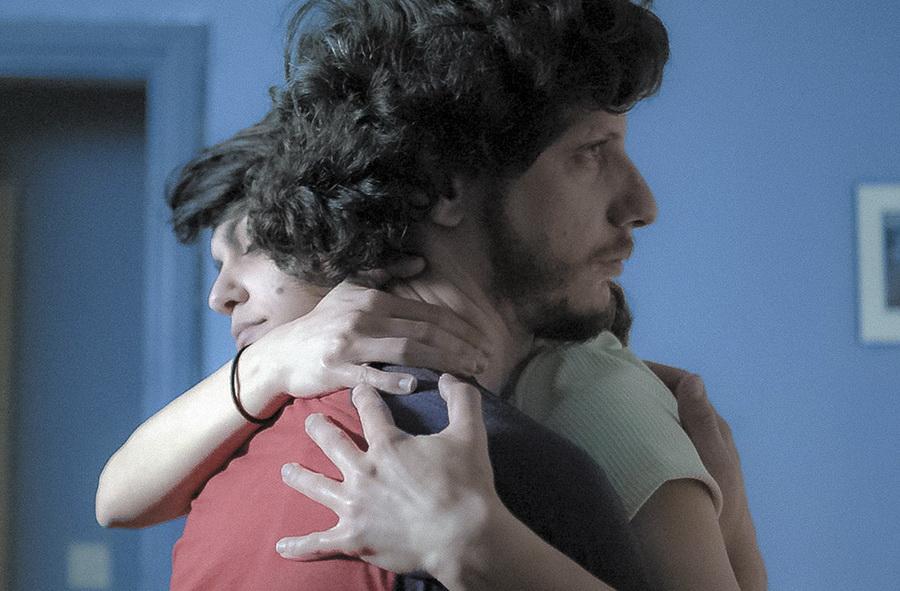 Кадр из фильма режиссера Хадас Бен Ароя «Люди, не такие, как я»